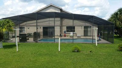 Photo for Private Home With Large Pool Borderline Kissimmee/Orlando Close To Everything!!