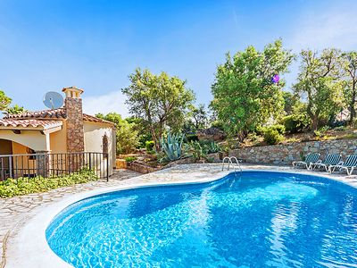 Photo for Vacation home Cabanyes in Calonge - 6 persons, 3 bedrooms