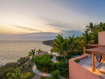 Photo for La Ceiba - Luxury Villa With Panoramic Views (Cliffside Pacific) at Careyes