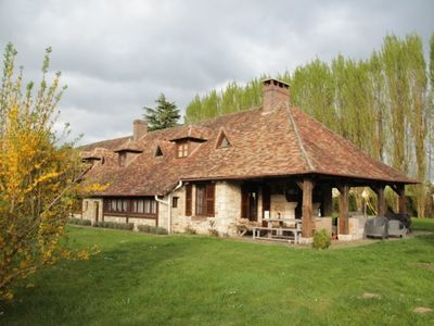 Photo for Beautiful Rambouillet forest farmhouse