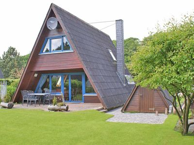 Photo for Tent roof house - Parking on the doorstep - W-LAN - Holidays for the whole family