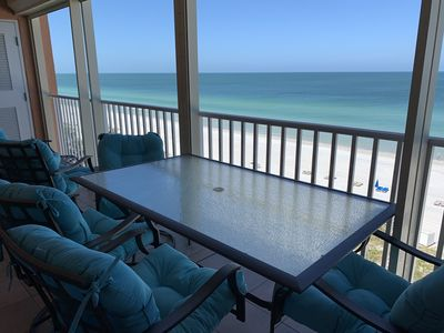 Photo for Just Completely Renovated Gorgeous DIRECT GULF-FRONT 3/2 Condo!