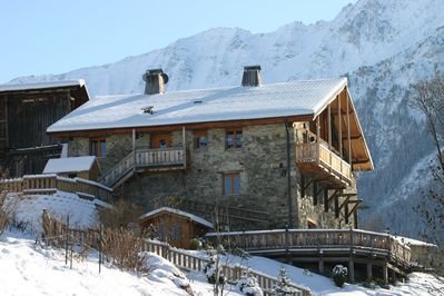 Chalet Himalaya sleeps 15-18 people