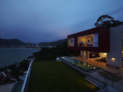 Photo for 5 Bedroom Overlooking Patong,Jane Heart