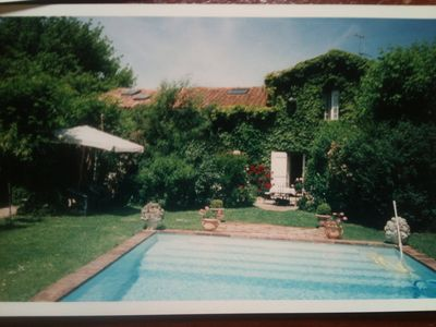 Photo for Charming Garden Toulouse
