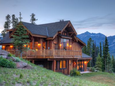 Photo for 3BR Chalet Vacation Rental in Big Sky, Montana