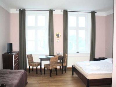 Photo for Triple room - Guesthouse at the harbor