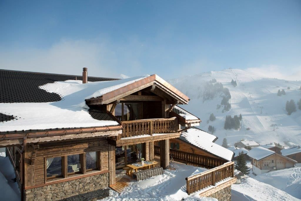Luxury Chalet On The Slopes Homeaway