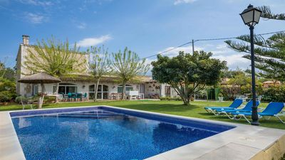 Photo for Corona - Great house with pool near Muro