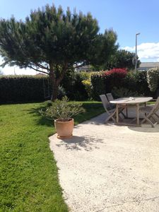 Photo for Charming house with enclosed garden, near the sea or the center of the village