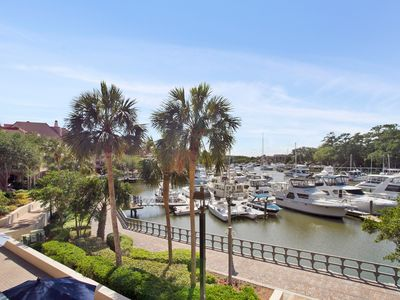 Condo on the Water at Shelter Cove Harbour!