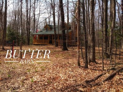 Photo for 3BR Cabin Vacation Rental in Alanson, Michigan