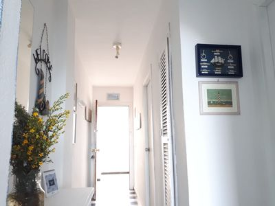 Photo for Es Pujols - Apartment in the center near the beach and shops
