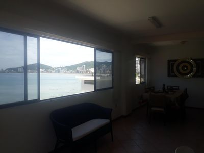 Photo for apt with sea view in Itapema