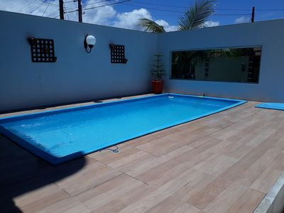 Photo for # House with Pool and Barbecue and excellent location in Piuma