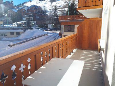 Photo for Apartment located in Les Deux-Alpes: 2 to 6 people