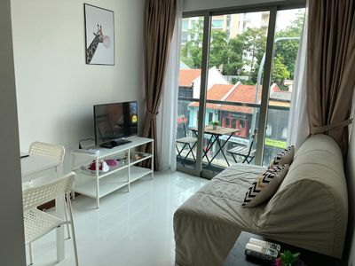 Photo for Amazing Spacious 1 Bedroom Apartment Unit @ Central RVP4