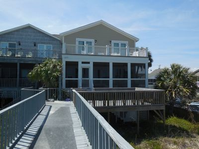 Photo for Fins to the Left ( 6-Bedroom Home )