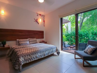 Photo for Luxury 2 BR Condo with Terrace & Pool View by olahola