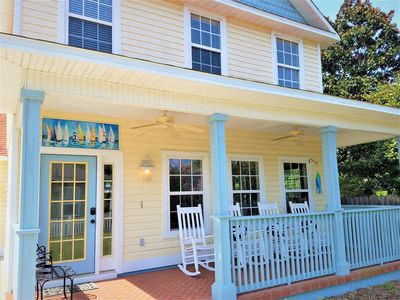 Photo for TAKING RESERVATIONS NOW -Steps to beach & Pool