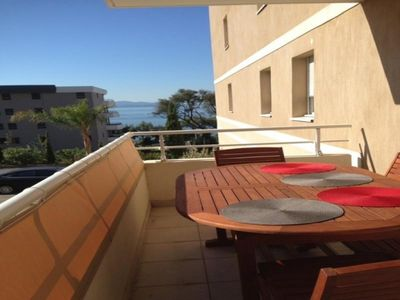 Photo for Apartment Ajaccio, 2 bedrooms, 4 persons