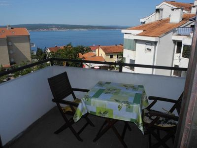 Photo for Holiday apartment Crikvenica for 2 - 3 persons with 1 bedroom - Holiday apartment