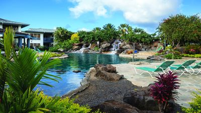 Photo for Bali Hai Villas Resort  Near Waimea Canyon!
