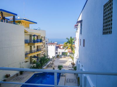 Photo for Boana Torre Malibu, condo 205, Ocean view, zona romantica,