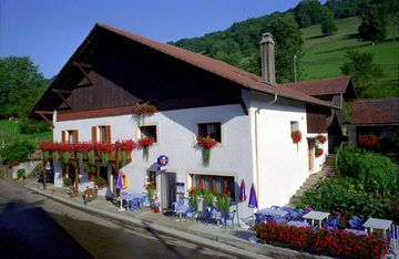 Clos du Doubs, Jura Canton, Switzerland