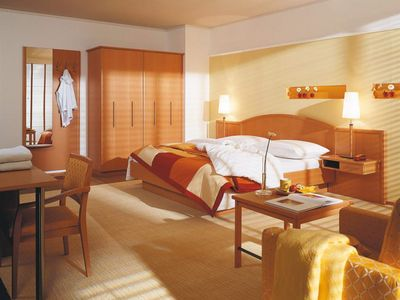 Photo for Double room Cat. D - half board - Gutjahr, active and wellness hotel