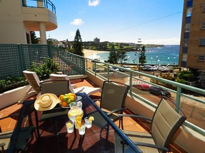 Photo for The Coogee View - Living  by  the  Sea