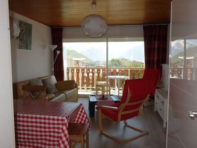 Photo for APARTMENT ALPE D'HUEZ HIGH OF STATION
