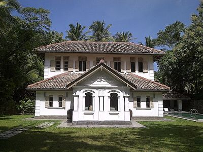 Photo for Old Clove House, A Traditional Sri Lankan House With Pool Close To The Beach