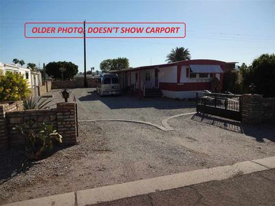Photo for Mobile Home For Rent- Yuma, AZ., Great For Snowbirds