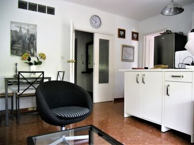 Photo for Great apartment in the same Alameda. Center. 2 bedrooms and free wifi