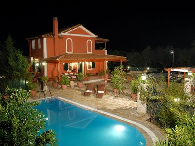 Photo for Luxury Villa Tsilivi with Private Pool