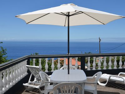 Photo for The Dreams apartment - Beautiful Madeira Penthouse Apt. With ocean views!