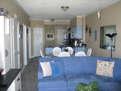 Photo for Beautiful Newly Renovated Penthouse West Corner Unit, 2 Br/2 Bath On The Beach