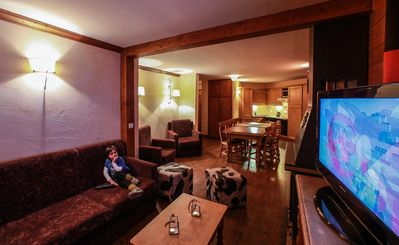 Photo for 5BR Apartment Vacation Rental in TIGNES