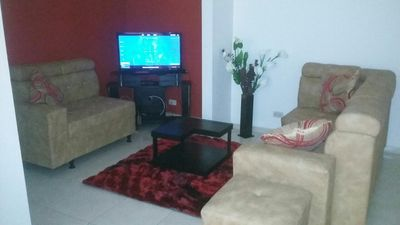 Photo for Apartamento amoblado en alquiler