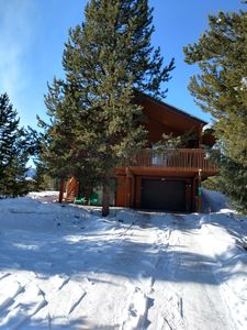 Photo for Newly Remodeled Columbine Lake Cabin backs to golf course / nordic center