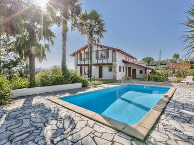 Photo for Dreams of France - Espelette Villa with pool & expansive views