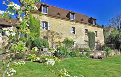 Photo for House close to SARLAT-LASCAUX - Heated pool & quiet-idyllic