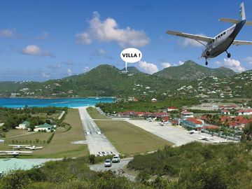 Morne Criquet, Windward, Saint Barthélemy