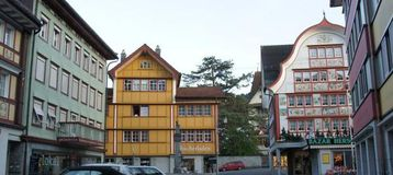Appenzell, Appenzell Rhodes-Intérieures, Suisse