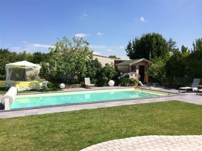 Photo for Villa Saint-Palais-sur-Mer, 4 bedrooms, 8 persons
