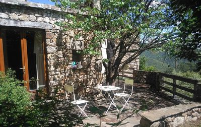 """Photo for Gîte """"The Terrace"""". A true """"Eagle's Nest"""" for two people."""