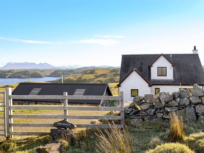 Photo for 3 bedroom accommodation in Achnacarnin, near Lochinver