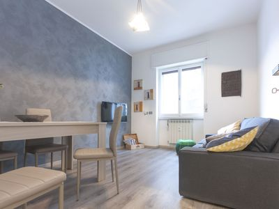 Photo for Cozy Apartment for 4 people in Lambrate Design District