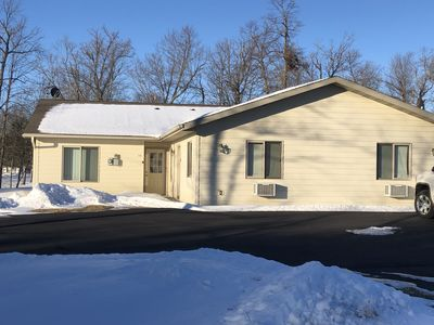 Photo for Luxury Townhome Close to Mille Lacs Lake Garrison MN